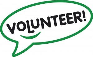Volunteer Speech Bubble
